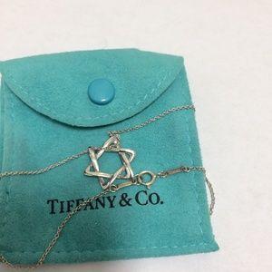 Tiffany & Co. Star of David Pendant